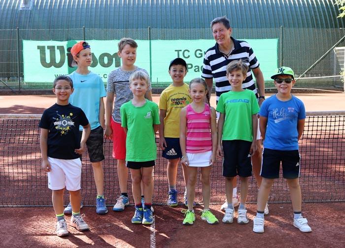 Tennis Ferien-Wochenende