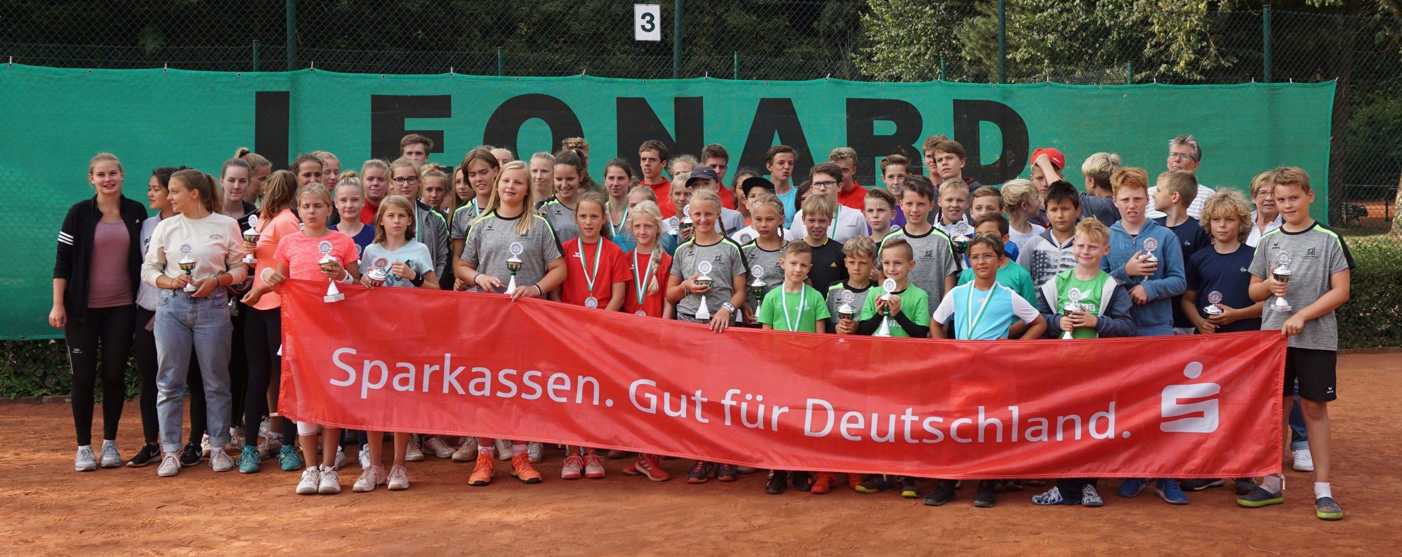 DOPPEL-Kreismeisterschaften JUGEND am 27.08.2018