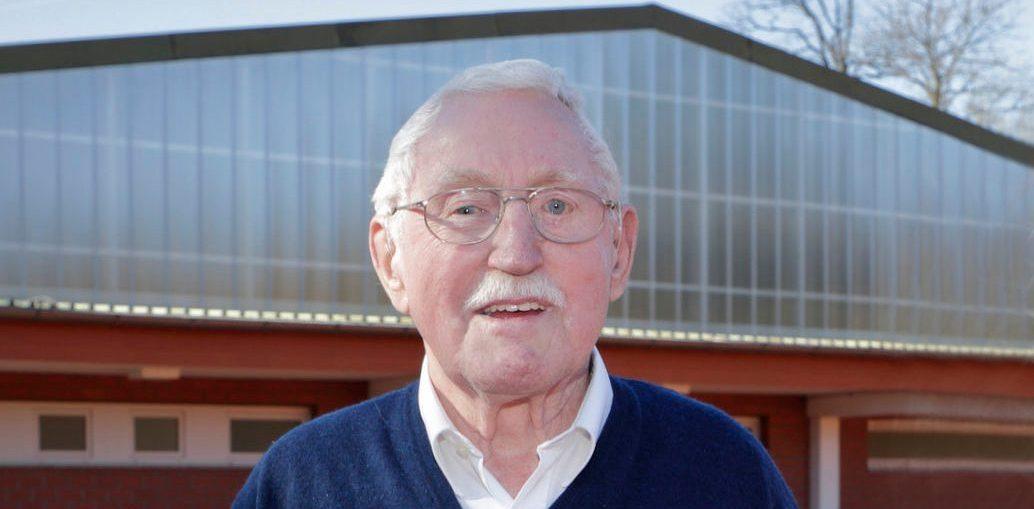 Unser Gründungs- und Ehrenmitglied FERDI DISSELMEYER feierte seinen 90.Geburtstag
