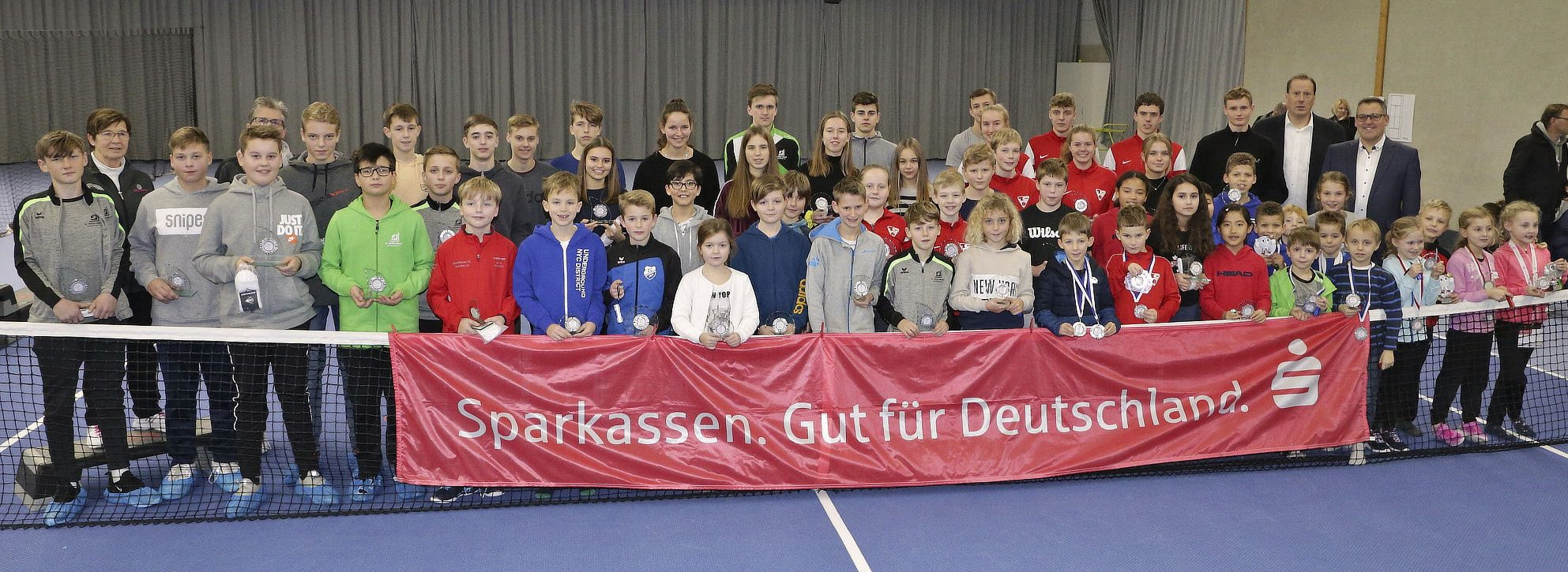 Jugend  Hallen-Kreismeisterschaften 2020