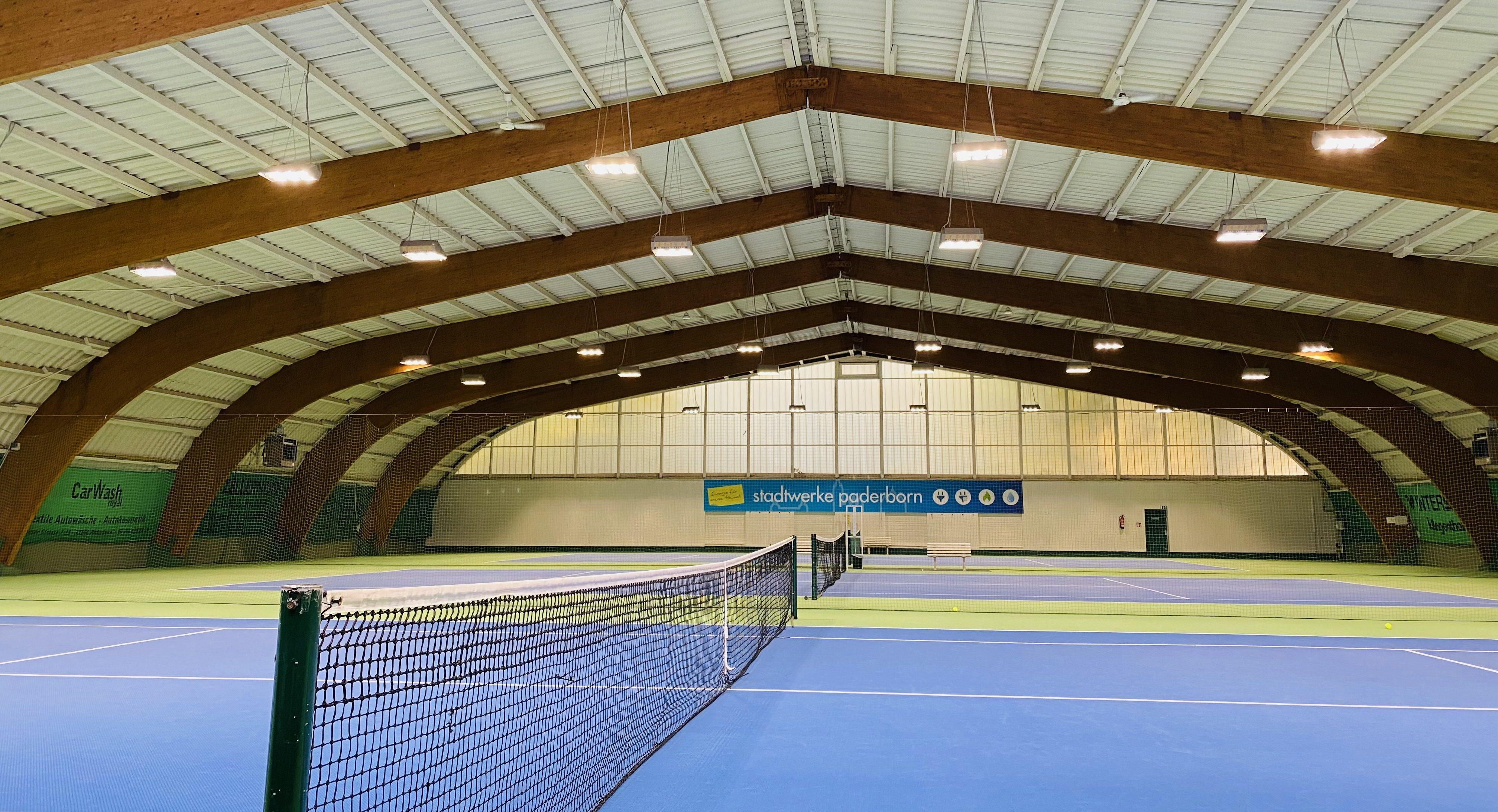 Gericht lehnt Eilantrag zur Tennishallenöffnung ab